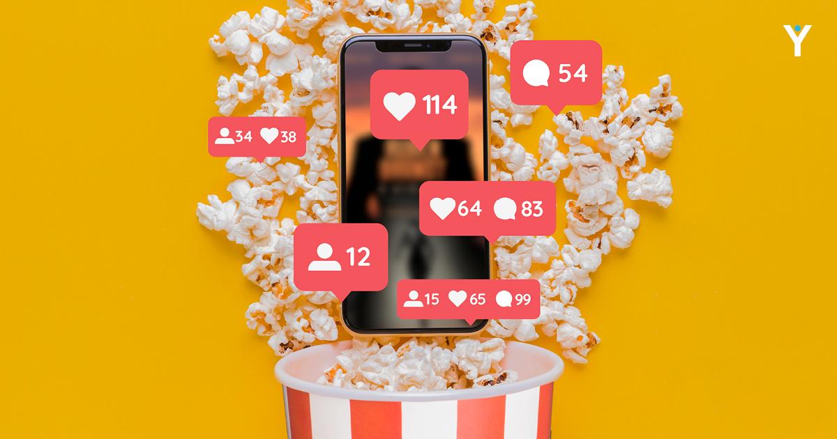 filmek sikeressége social media kutatás